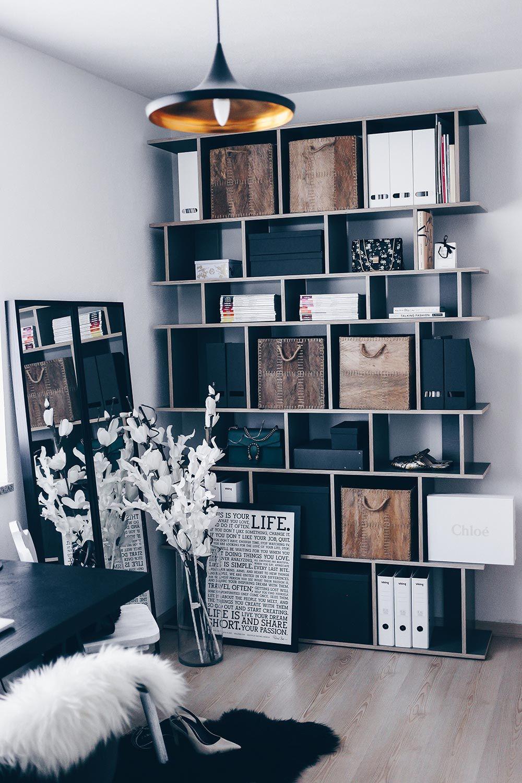homeoffice einrichtung ideen interieur m belideen. Black Bedroom Furniture Sets. Home Design Ideas