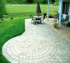 Stone Patio Designs About Contemporary Deck