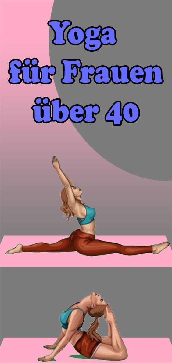 Yoga für Frauen über 40   - Fitness -   #fitness #Frauen #für #über #Yoga
