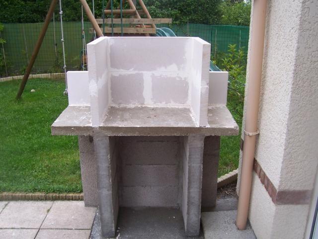 barbecue fait maison brique dm74 jornalagora. Black Bedroom Furniture Sets. Home Design Ideas