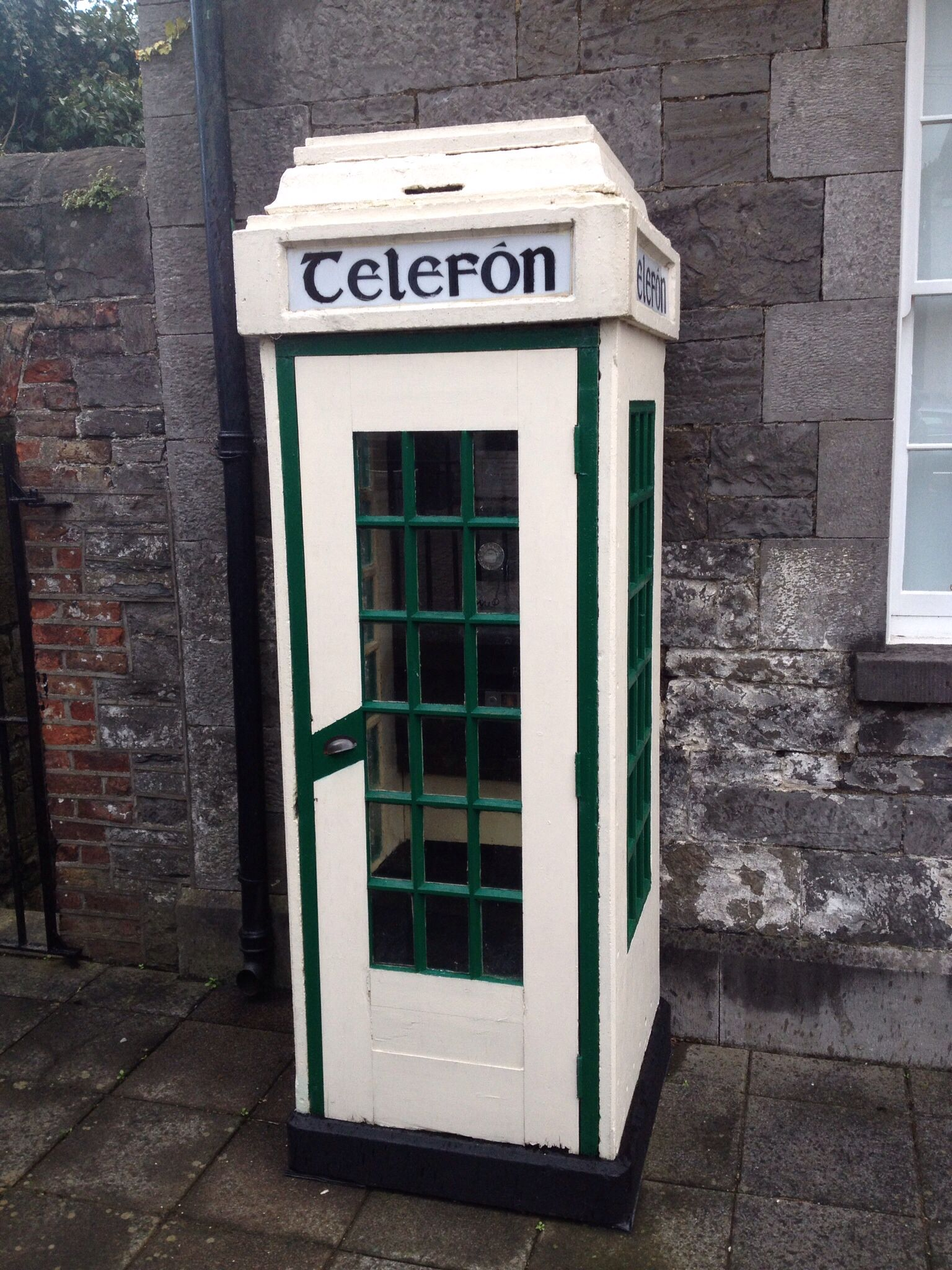 Old phone booth | Ireland in 2019 | Telephone booth, Phone, Old phone
