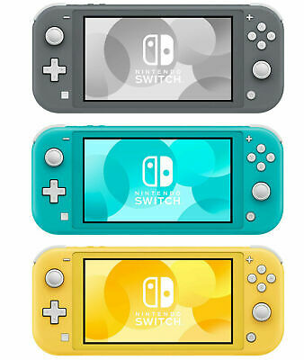 Nintendo Switch Lite Console Type Switch Lite Number Of Usb Port S Product Width Integrated Speaker Handheld Video Games Nintendo Switch System Nintendo