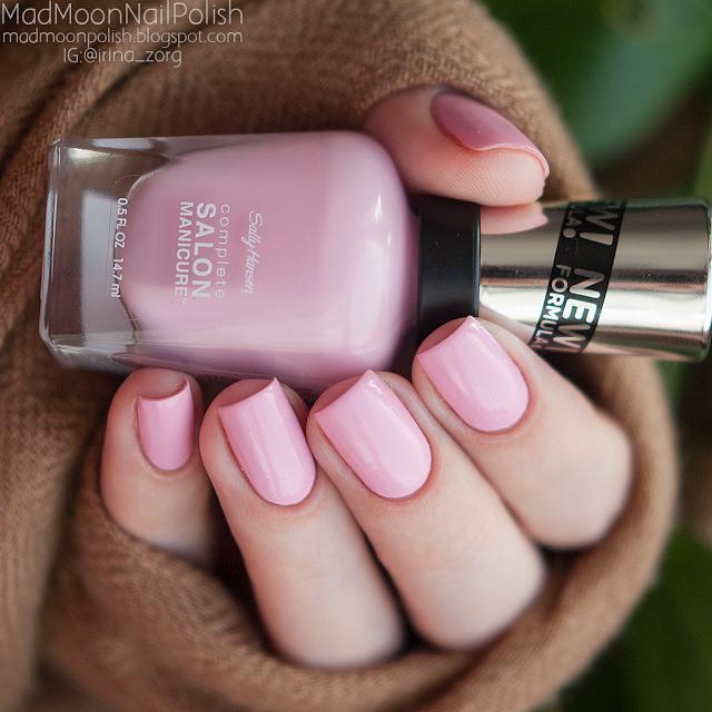 Sally Hansen Complete Salon Manicure 523 Aflorable | Beauty ...