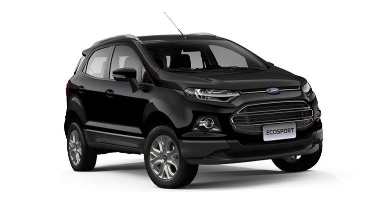 India Bound 2013 Ford Ecosport Diesel Crossover Launched In