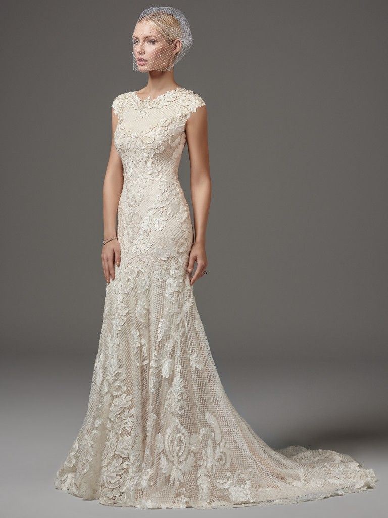 Suzanne rose by sottero and midgley wedding dresses more sewing