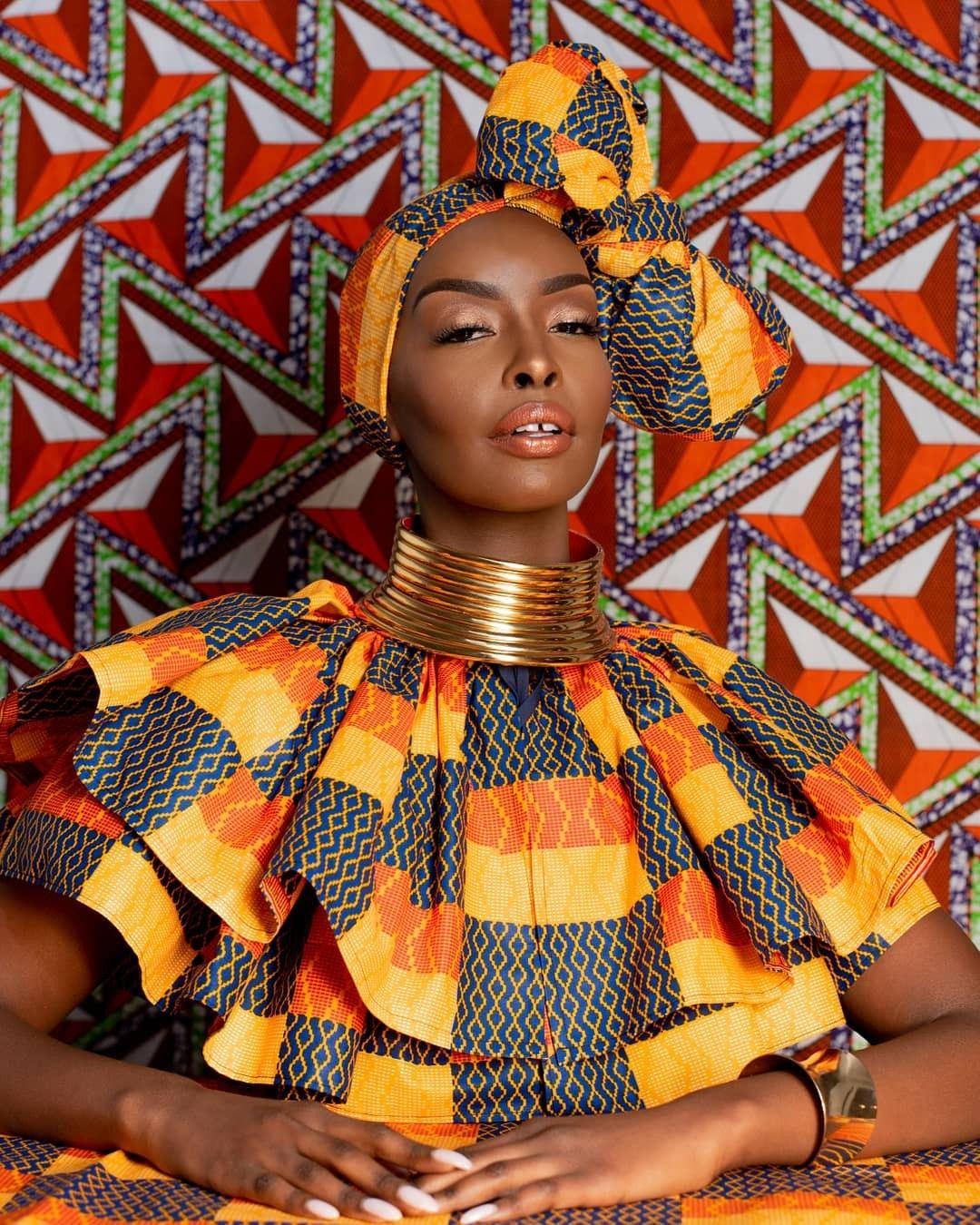 вам необходимо африканские костюмы фото помощью