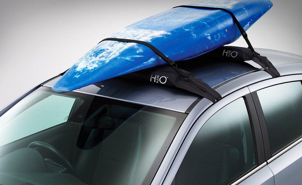Malone HandiRack Inflatable Roof Rack Kayak rack for car