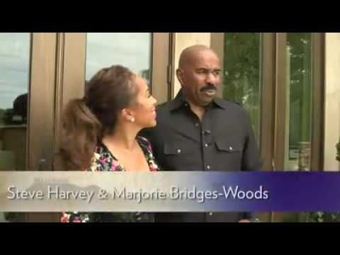 Steve Harvey Gives Peoples Mag A Tour Of His Fabulous Home Along