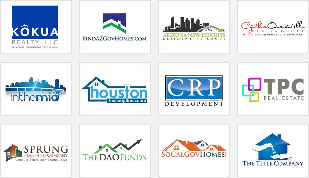 17 Best images about Real Estate Logos on Pinterest | Logo ...