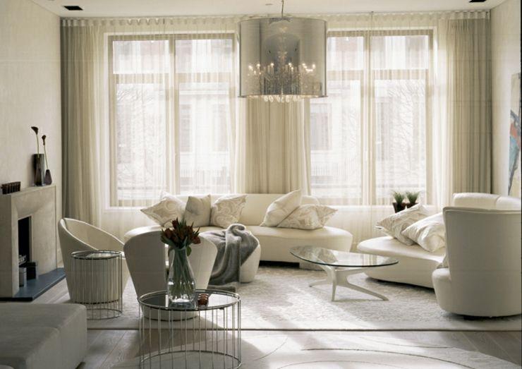 Design int rieur moderne d une belle maison londonienne for Belle maison interieur design