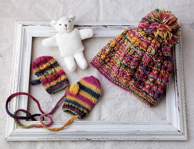 Ravelry: Orange Baby Knit Cap pattern by Pierrot (Gosyo Co., Ltd)