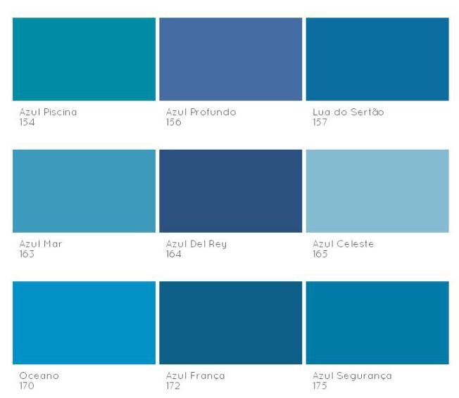 Azul Tintas Coral Jardim Pinterest Pesquisa E Coral