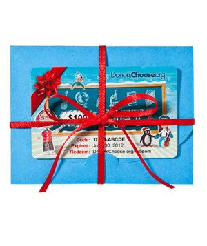 14 Unexpected Gift Card Ideas | Class projects, Raise money and Gift