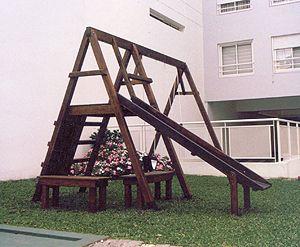 Ofertas de Juegos en madera infantiles | Niños Juegos Jardín | Pinterest
