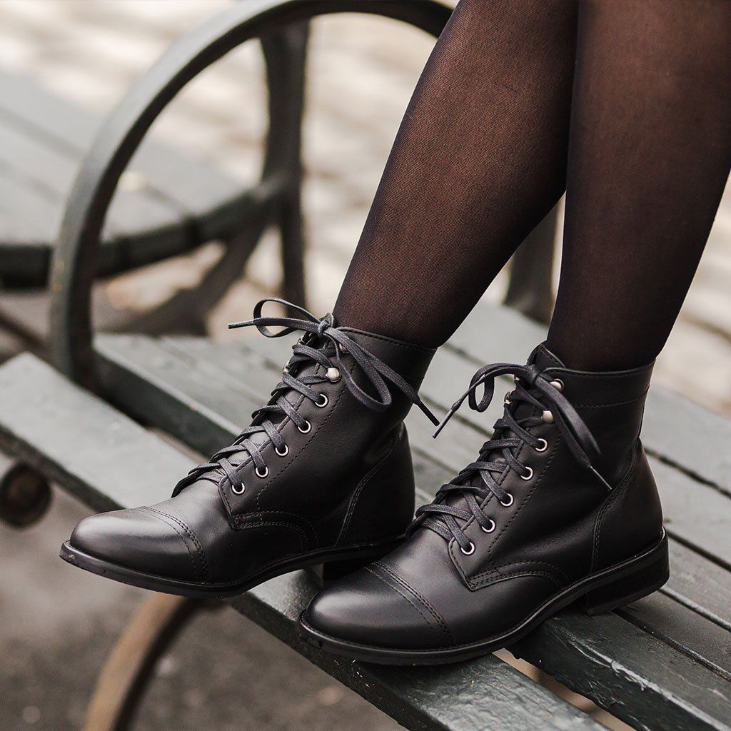 d8c58521c0 Captain | Black in 2019 | Daily Life: Style | Boots, Short boots ...