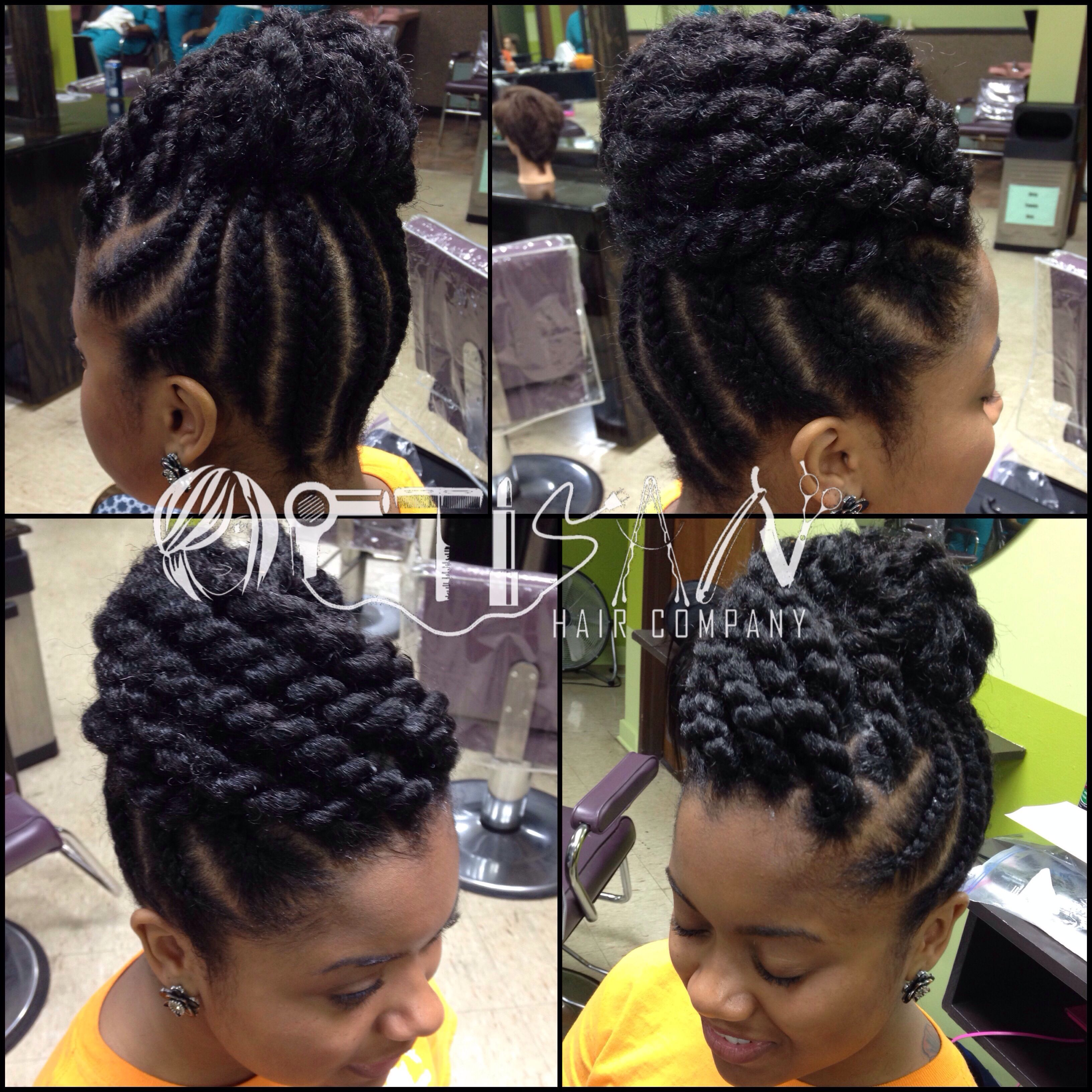 braided updo hairstyles for natural hair - google search