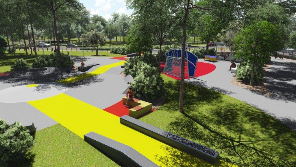 Harris Avenue Skate Park Narangba's Sports Grounds