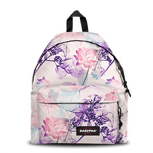 Eastpak Padded Pak'R Sac à dos, 40 cm, 24 L, Rose Ray. EUR