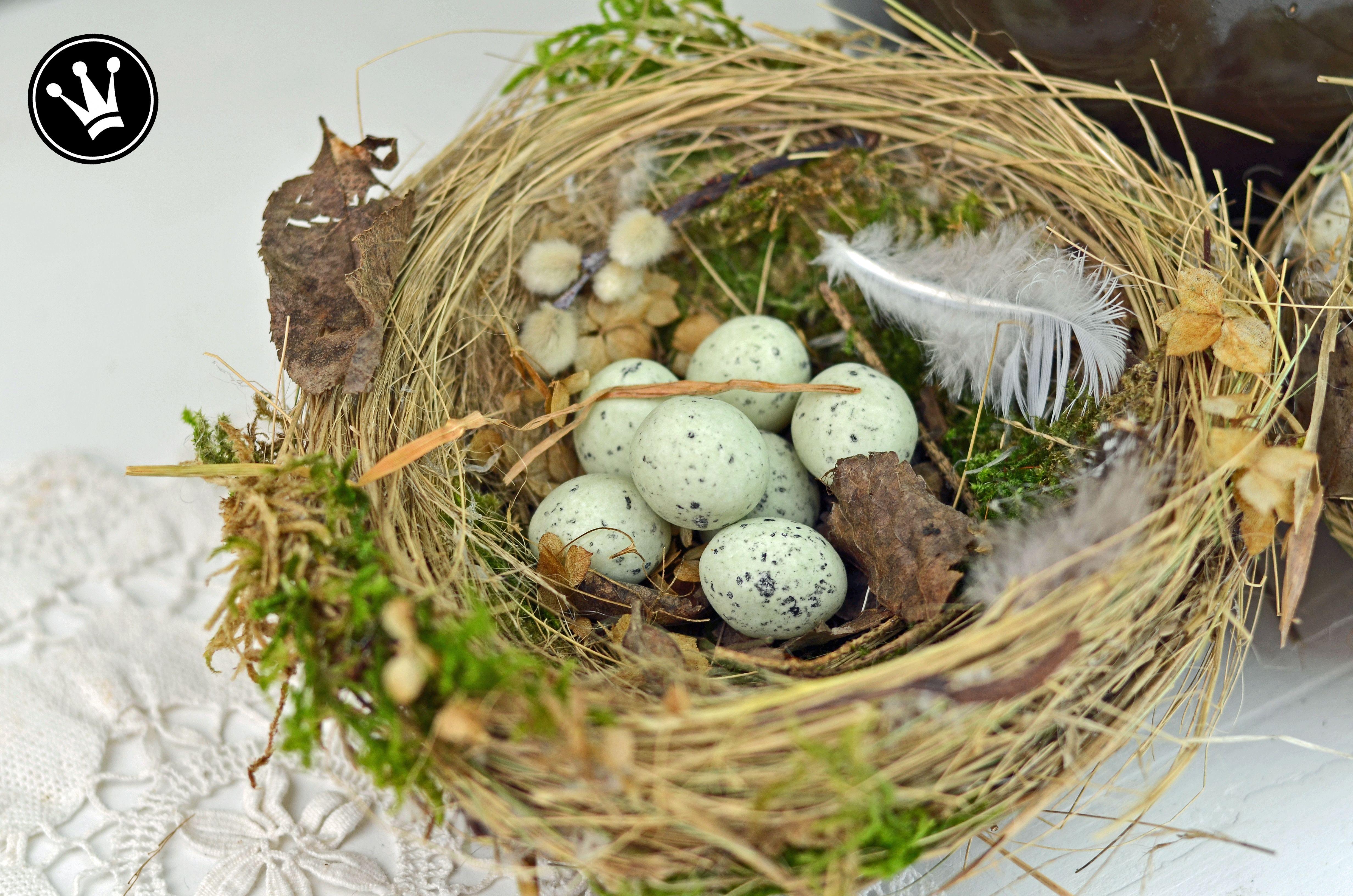 Deko Aus Naturmaterialien Selber Machen Ostern Basteln Mit Holz