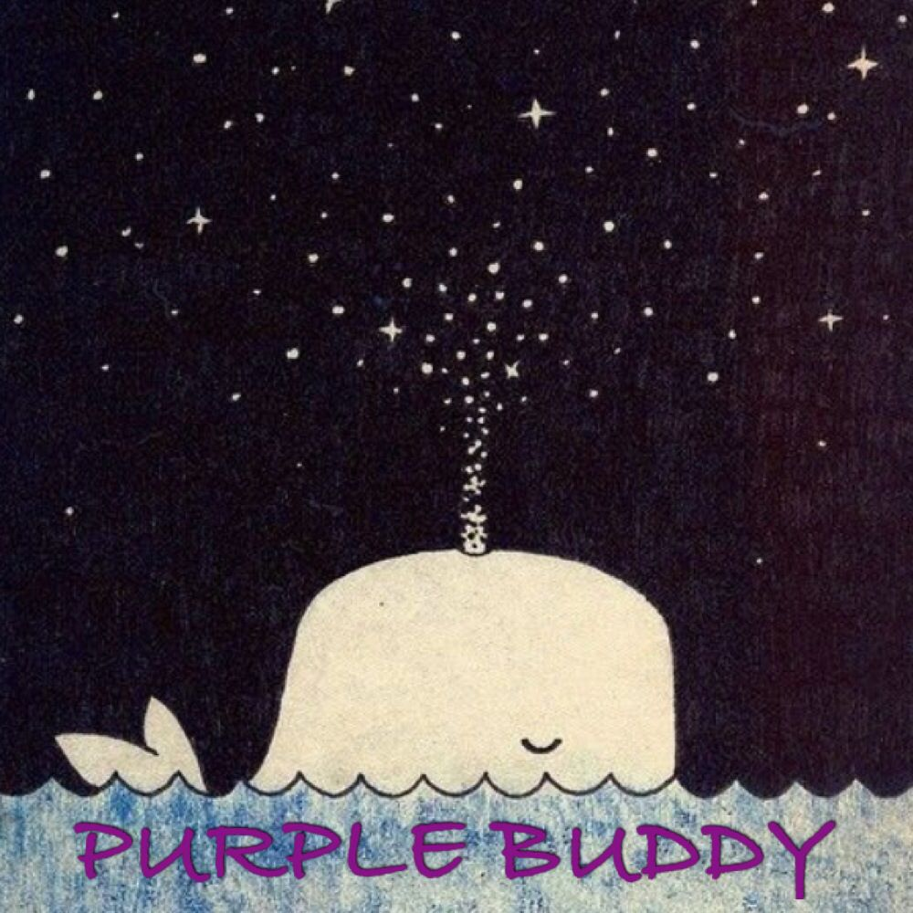 PURPLE BUDDY