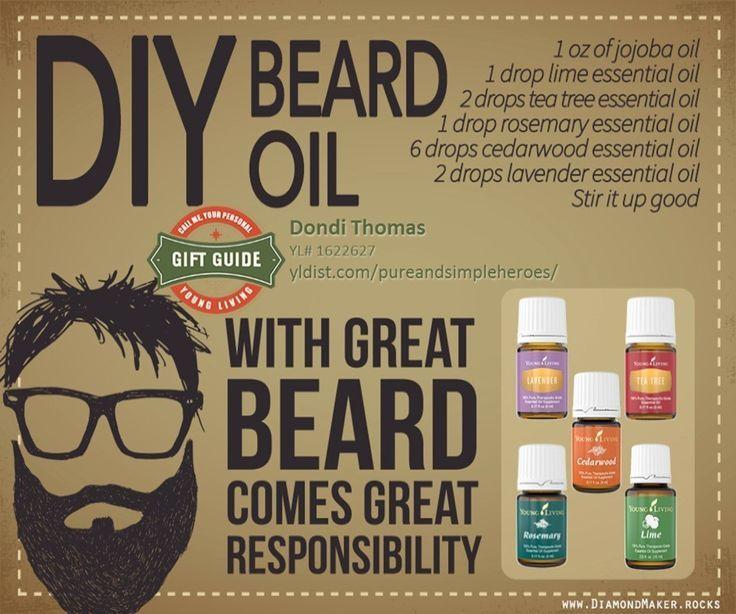 """DIY Beard Oil / why do all these beard """"DIYs"""" and """"pro"""