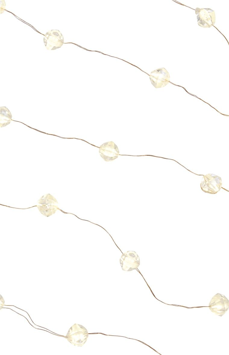 Primark Led Copper Wire Jewel Lights Pepe Pinterest