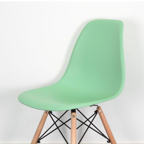 Eiffel-DSW-Dining-Chair-Retro-Designer-style-Beech-Wood-Legs-12-Colour-Seats