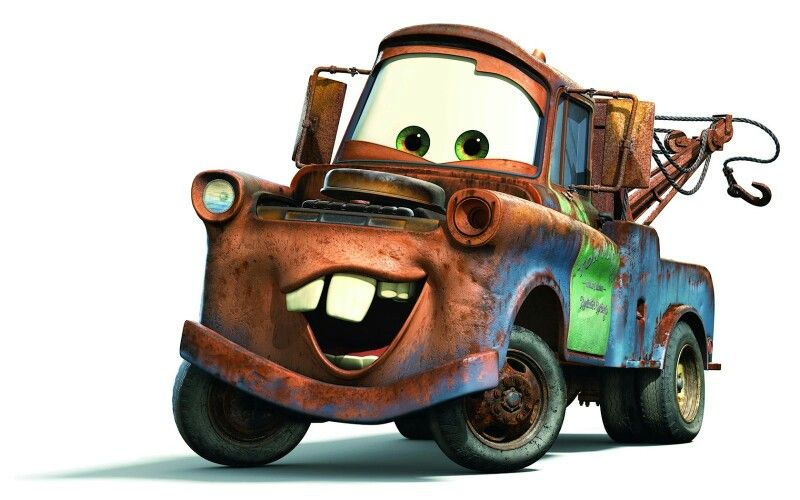 Mater Cars 2 Para Imprimir Imagenes De Cars Personajes Cars Cars Disney Pixar