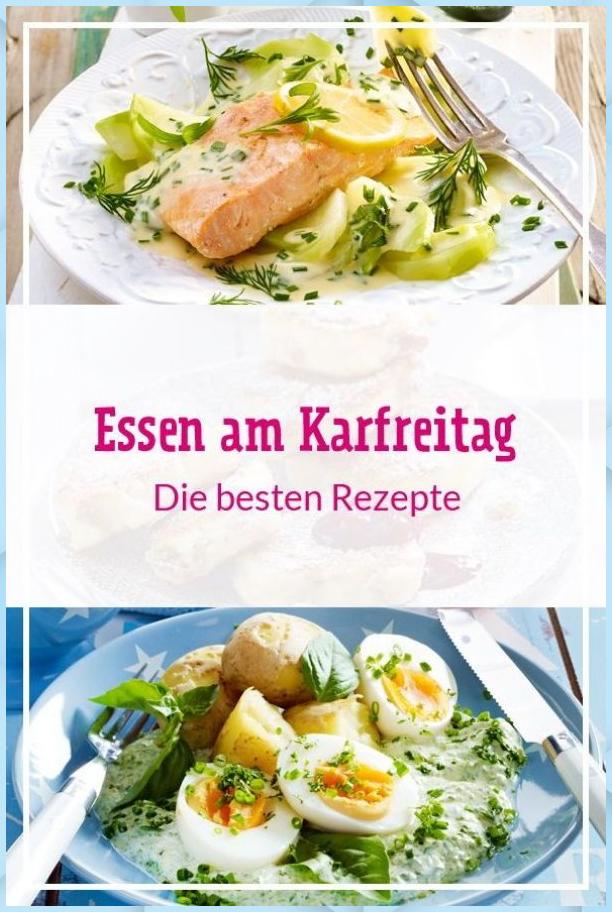 Karfreitag Essen Traditionell
