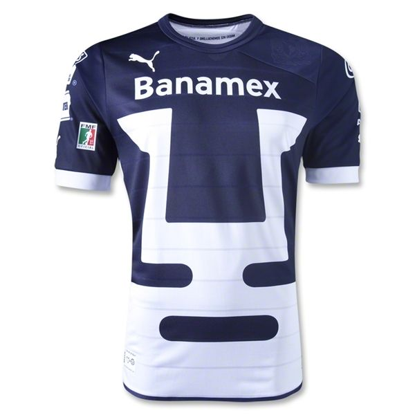 67bfbf6fa00 Pumas UNAM 12 13 Third Soccer Jersey- going to I buy this for me an ...