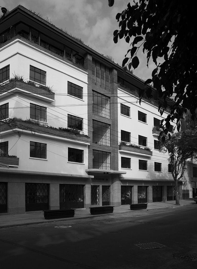 Choapan 44, Col. Hipódromo Condesa, Ciudad de México #talleradg #alonsodegaray
