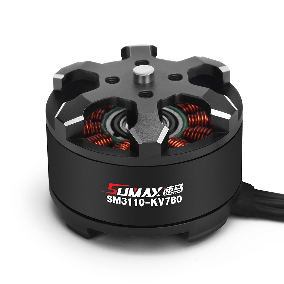 Sumax 3110 780kv Brushless Dc Motor For Rc Agricultural Drone Quadcopter Uav Rc Airplane Alibaba Drone