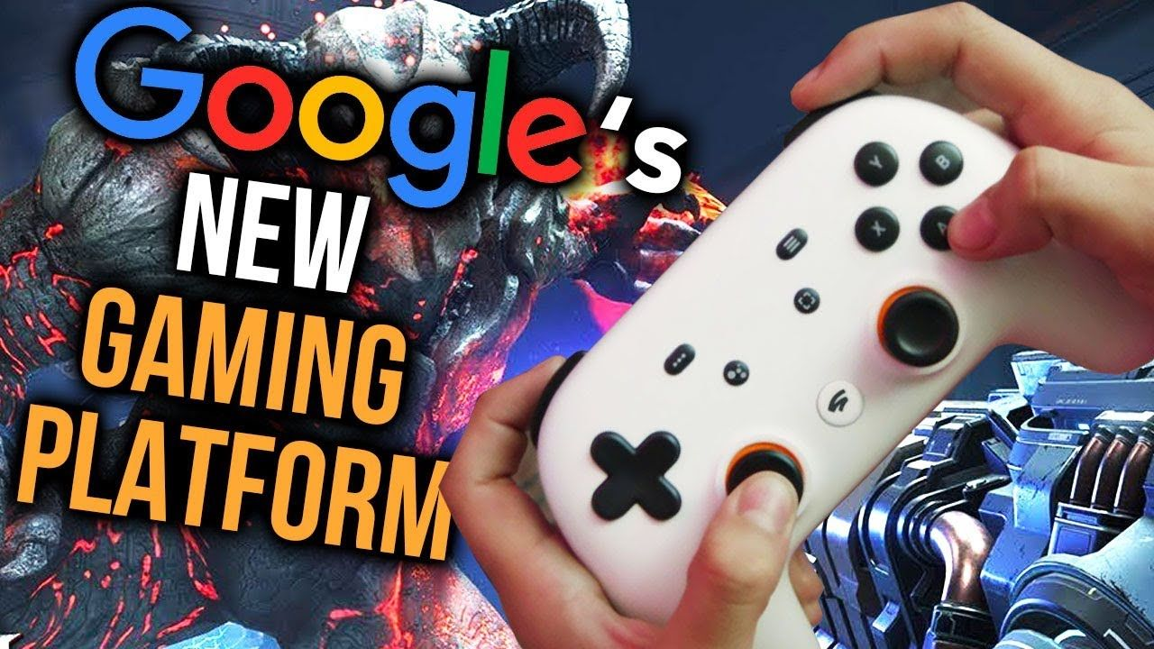 Google STADIA 7 Ways It's A DIFFERENT Gaming Platform