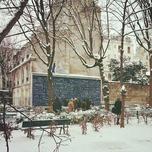 """Le Mur des """"Je t'aime"""" - Clignancourt - Paris, Île-de-France #kidandcoe #bringthekids #paris"""