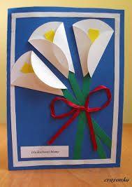 Znalezione Obrazy Dla Zapytania Kwiaty Origami Z Kola Folded Fabric Ornaments Cards Handmade Holiday Crafts