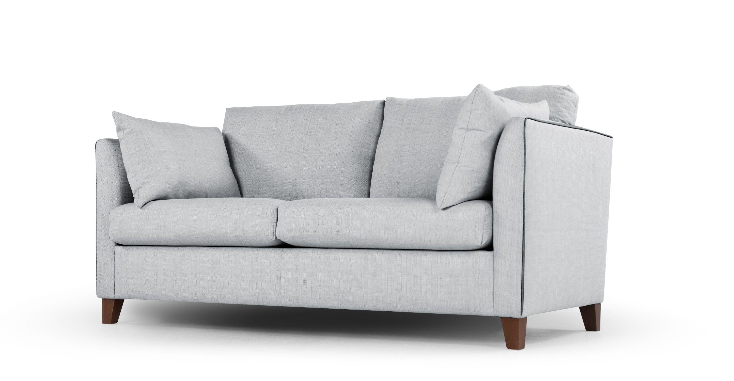 bari un canap lit bleu gris f u r n i t u r e. Black Bedroom Furniture Sets. Home Design Ideas