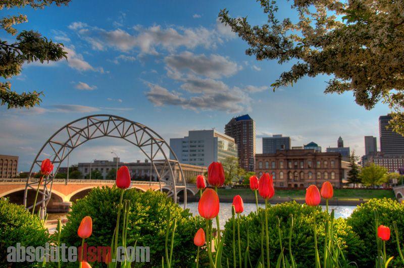 home sweet home - Des Moines, Iowa
