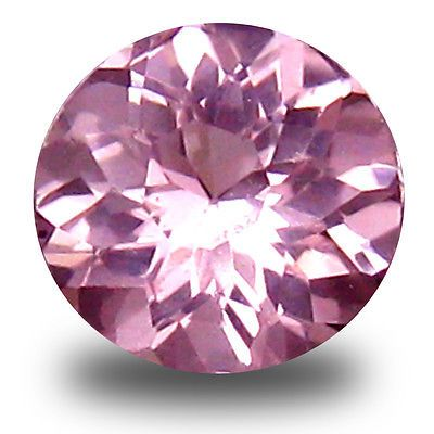 Morganite 110802: 0.50 Ct Sparkling Oval Cut (5 X 5 Mm) Pink Color Morganite Gemstone BUY IT NOW ONLY: $31.49