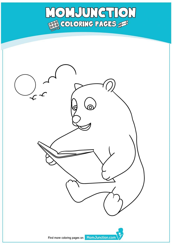 Thepolarbearreadingtooffspring17 Bear coloring