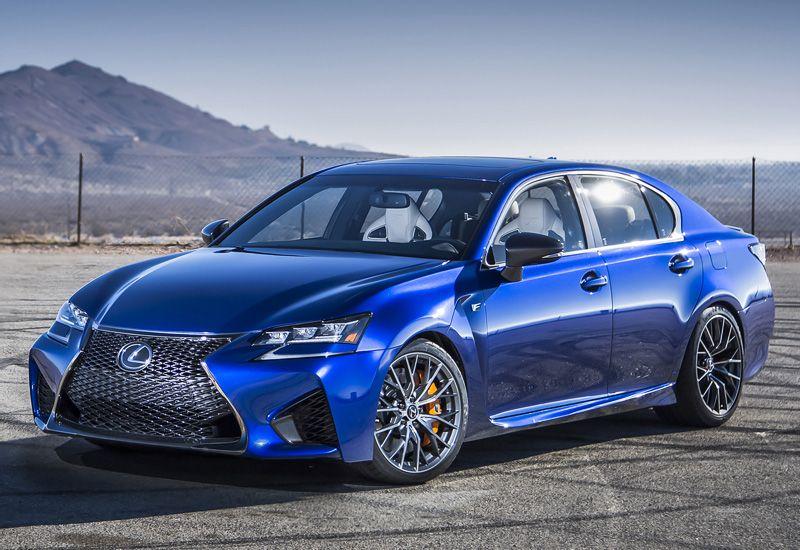 2016 Lexus GS F specifications, photo, price