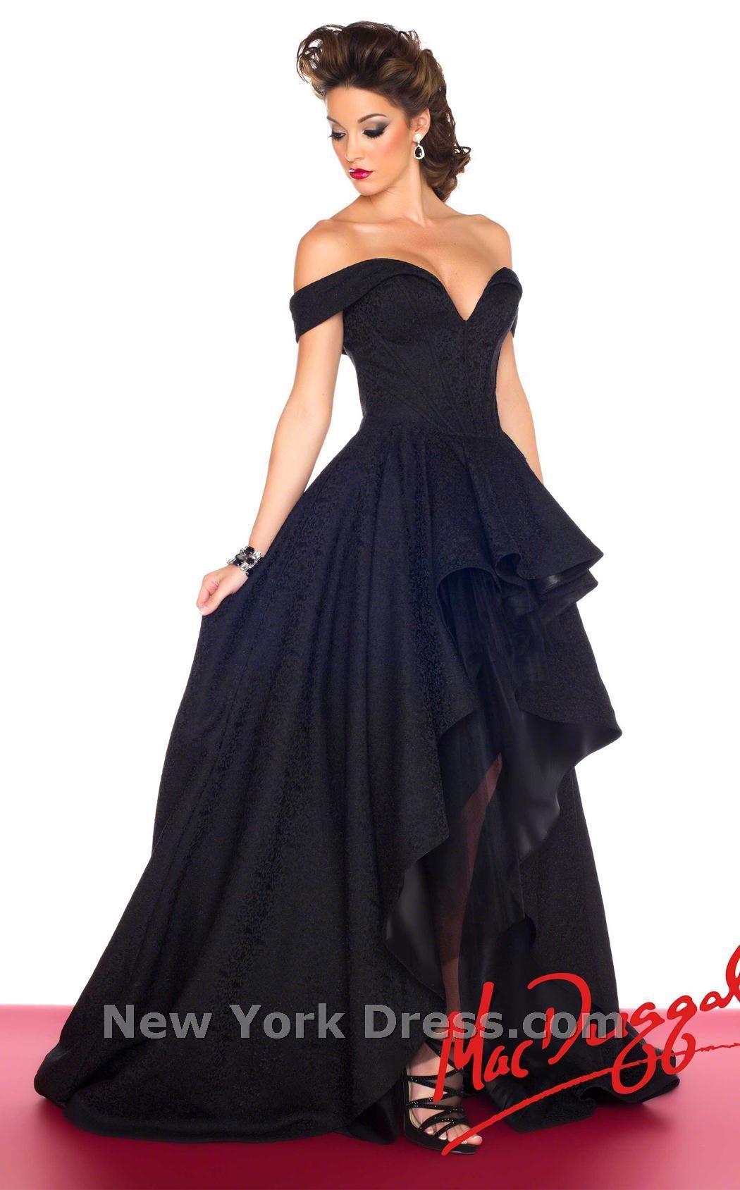 Mac duggal r elegant evening gowns pinterest macs