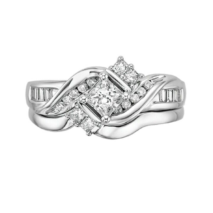 My Ring Maybe One Day 3 Fred Meyer Jewelers Diamond Wedding Sets Wedding Sets Wedding Rings Engagement