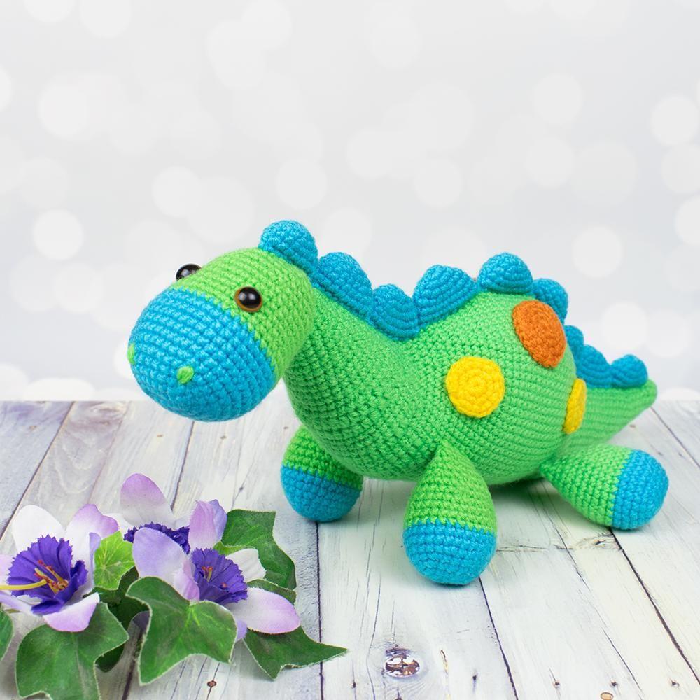 Cuddle Me Raccoon amigurumi pattern - printable PDF #crochetdinosaurpatterns
