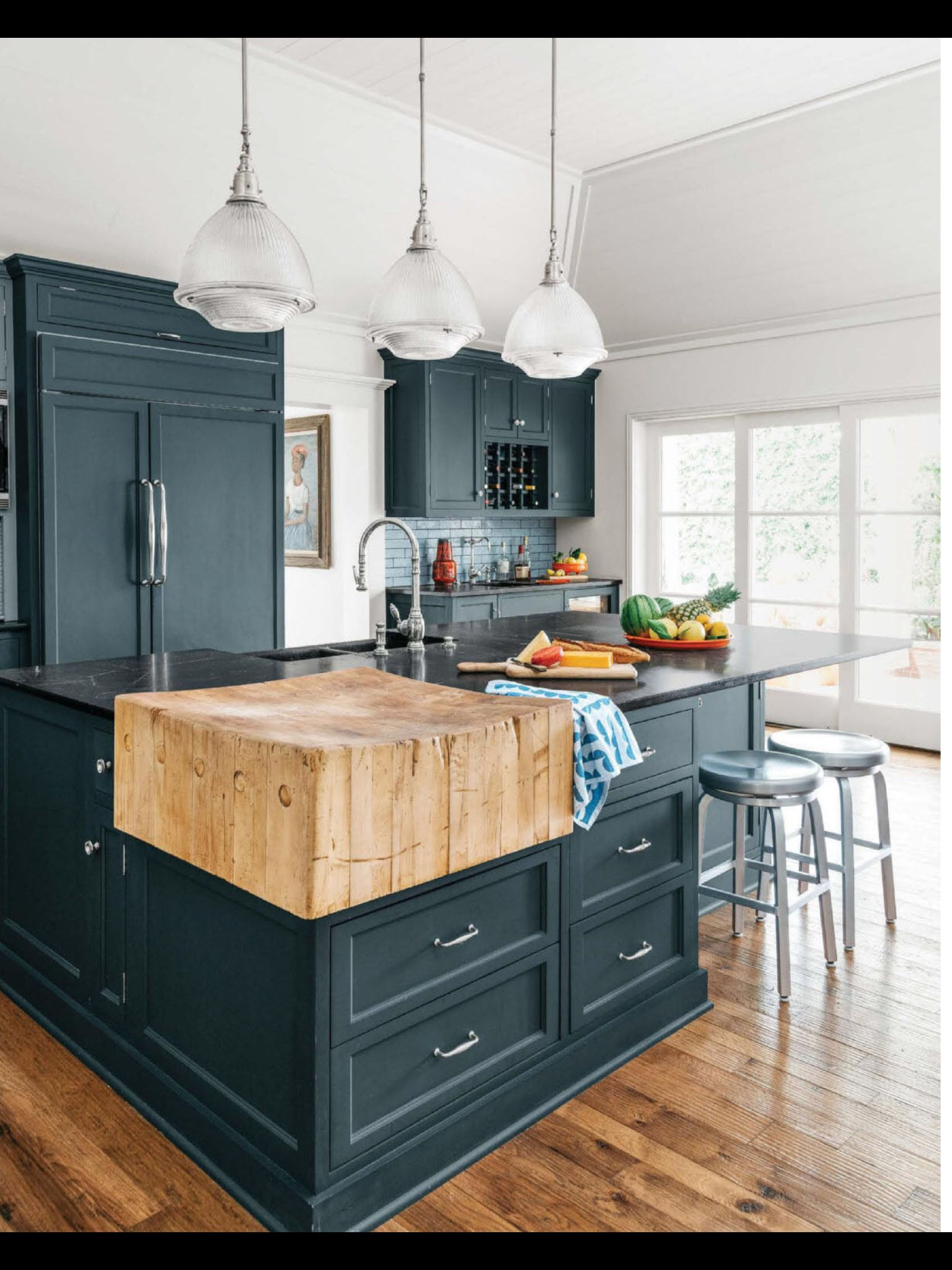 L A Story From This Old House September 2018 Read It On The Texture App Unlimited Access To 200 Top Maga Kitchen Style Kitchen Remodel Kitchen Renovation