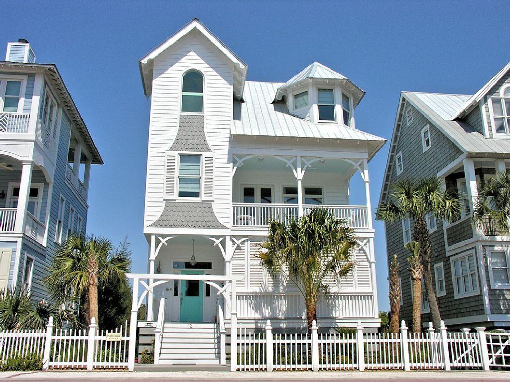coast cottages vacation rental vrbo 22465 4 br st simons rh pinterest com coastal cottages st simons ga for rent vrbo coastal cottages st simons