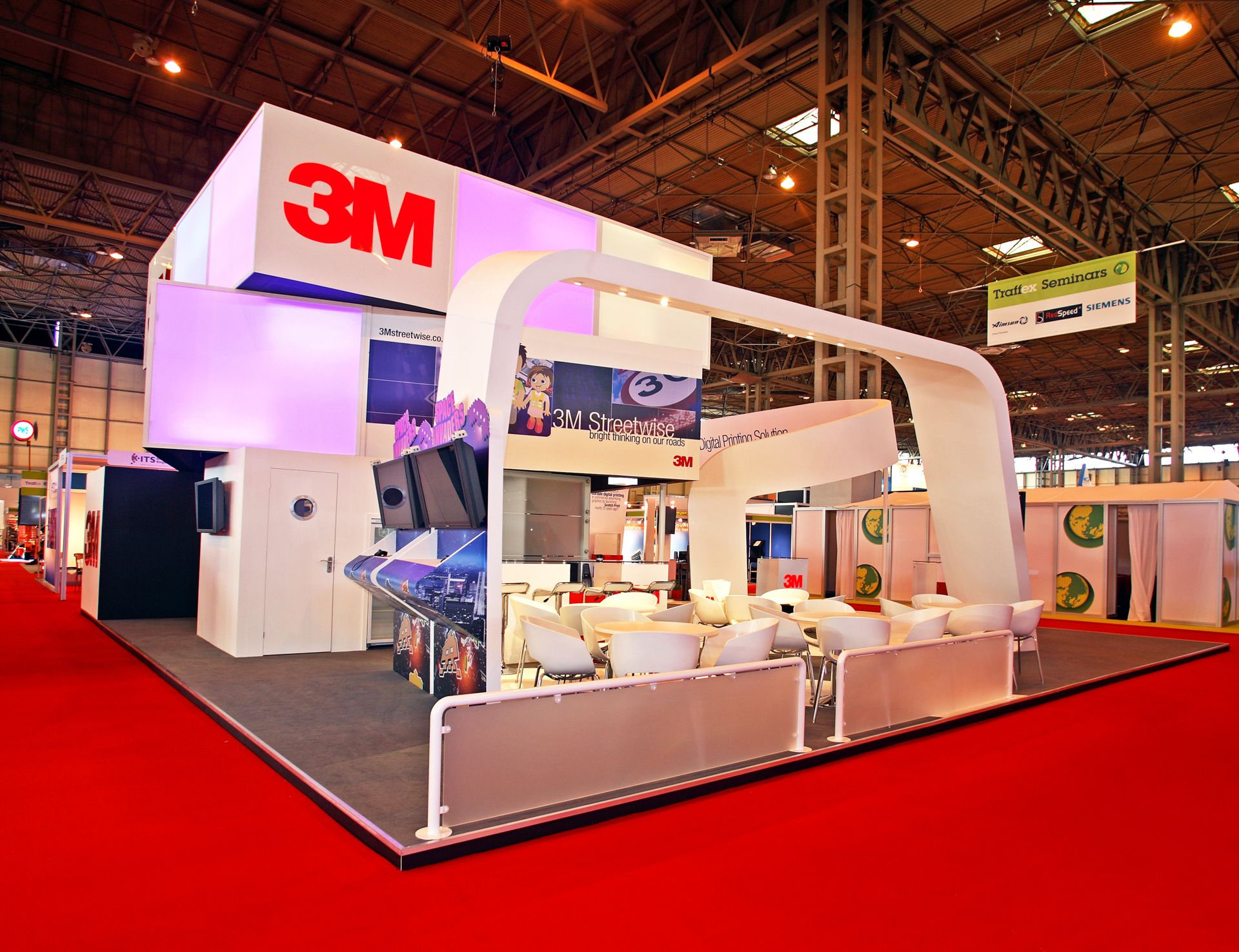 Exhibition Stand Builders Coventry : Nec exhibition stand m of thisisenvisage envisage