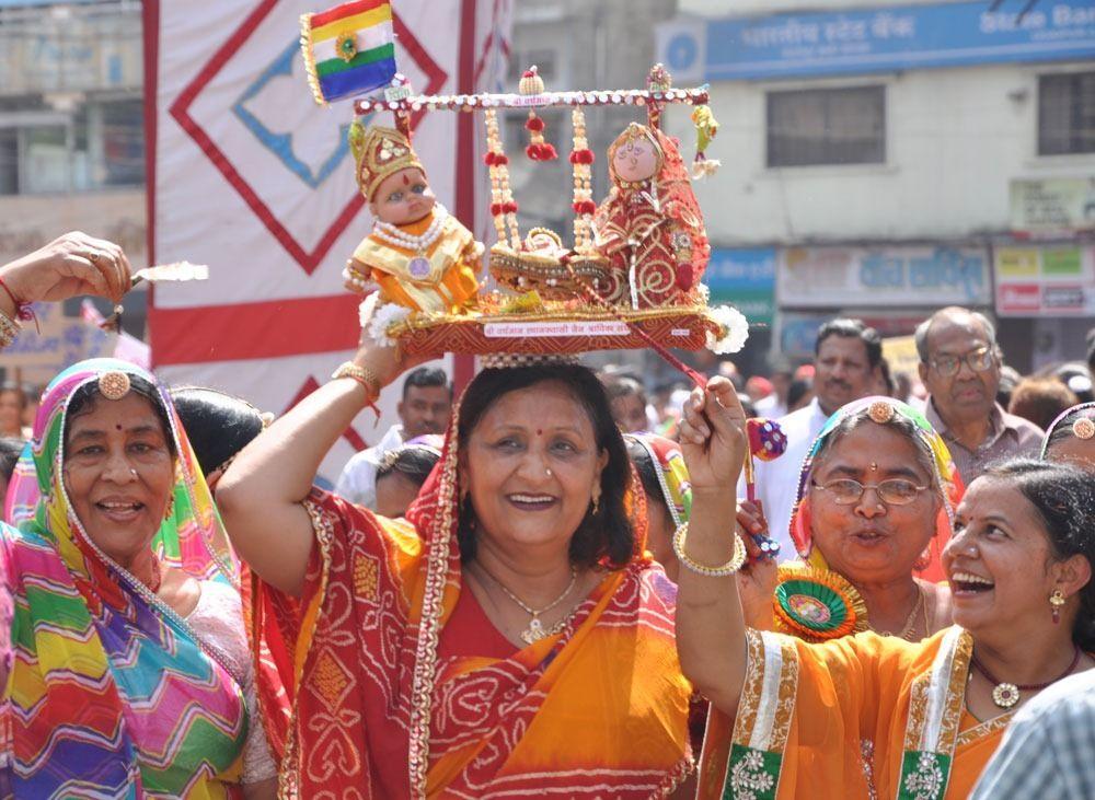 Mahavir Jayanti Festival of India