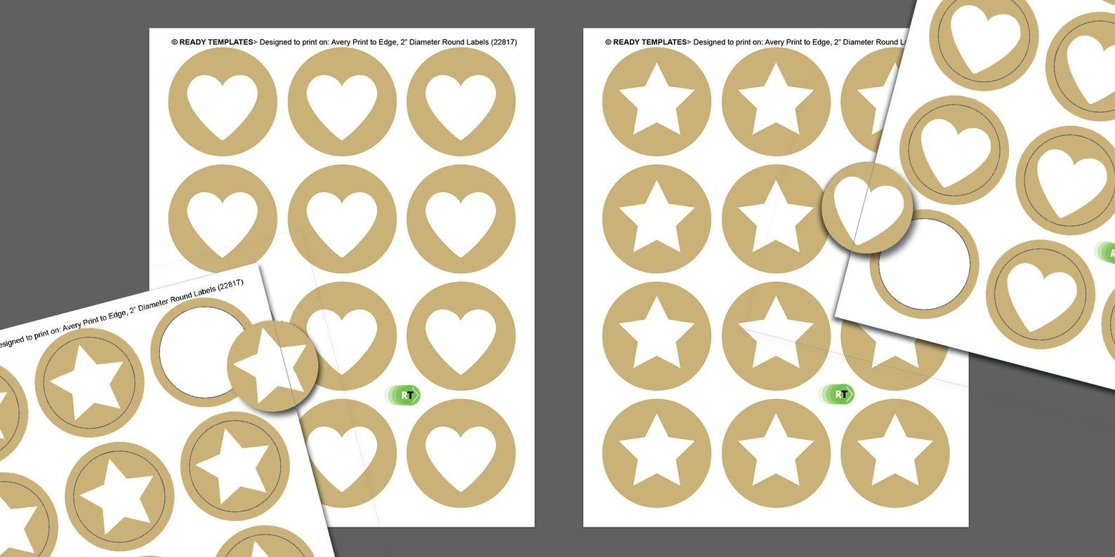 Labels Free 2 Inch Floral Shabby Circles Free Pretty Things For You Circle Labels Labels Printables Free Templates Free Labels