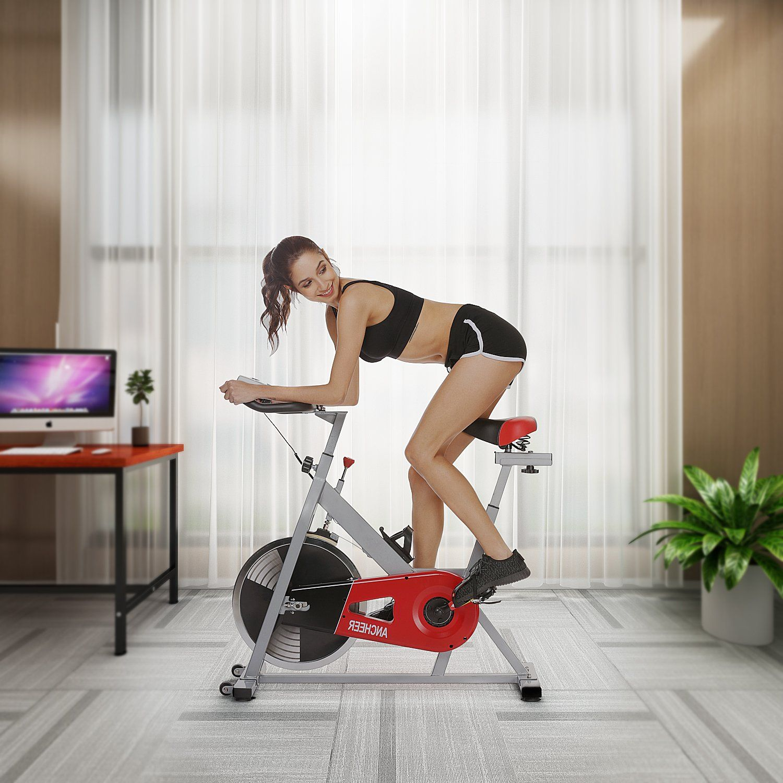 Bellar Sport Pro Indoor Cycling Bike Exercise Bike Stationary