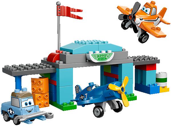 EL CHUPACABRA Lego DUPLO Disney Pixar Planes Movie Ripslinger Set 10510